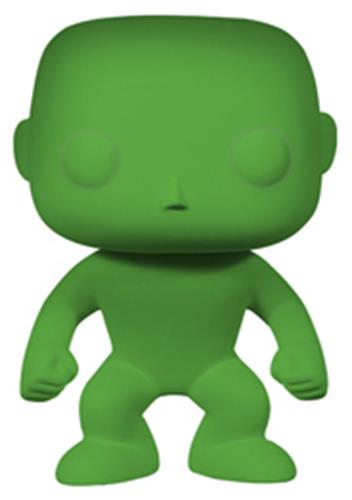 Funko Pop! Funko D.I.Y. Male (Green)