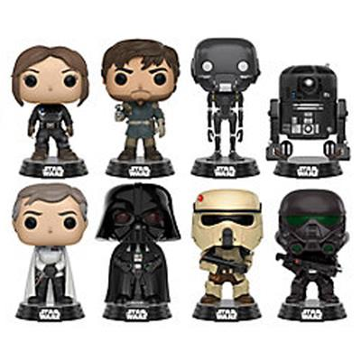 Funko Pop! Star Wars Rogue One (8-Pack)