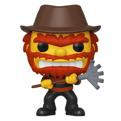 Funko Pop! Television Evil Groundskeeper Willie