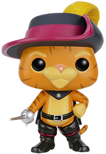 Funko Pop! Movies Puss in Boots
