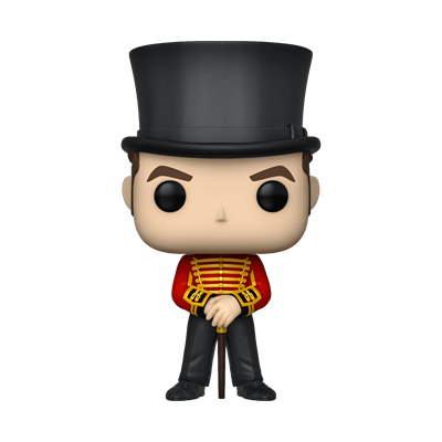 Funko Pop! Movies Phillip Carlyle Icon