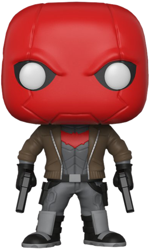 Funko Pop! Heroes Red Hood Icon