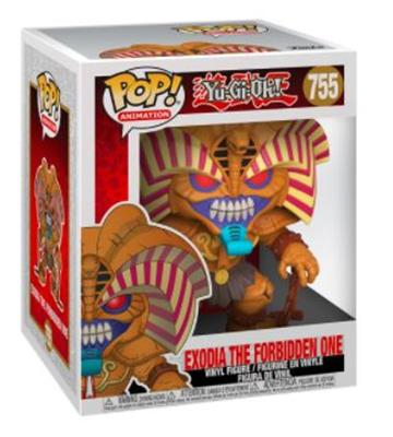 Funko Pop! Animation Exodia The Forbidden One Stock Thumb