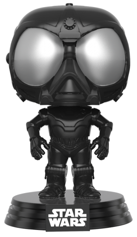 Funko Pop! Star Wars Death Star Droid (Black)