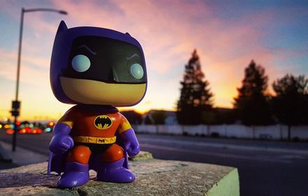 Funko Pop! Heroes Batman (Zur En Arrh) funko_freakout on instagram.com
