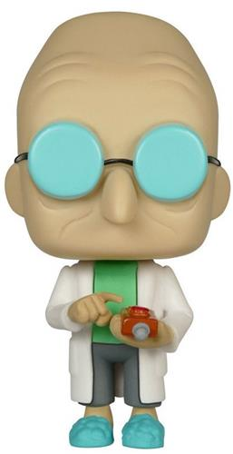 Funko Pop! Animation Professor Farnsworth Icon