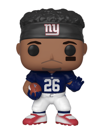 Funko Pop! Football Saquon Barkley (NY Giants Home Jersey)