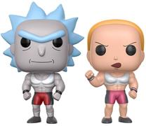 Funko Pop! Animation Buff Rick & Summer