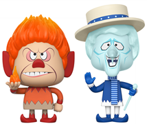 Vynl All Heat Miser + Snow Miser