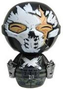 Dorbz Marvel Crossbones (Battle Damage) - CHASE