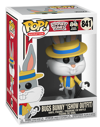 Funko Pop! Animation Bugs Bunny (Show Outfit) Stock