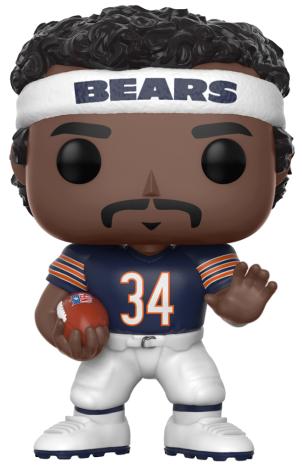Funko Pop! Football Walter Payton