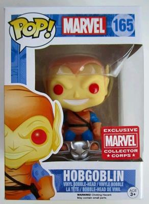 Funko Pop! Marvel Hobgoblin Stock