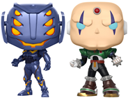 Funko Pop! Games Ultron vs. Sigma
