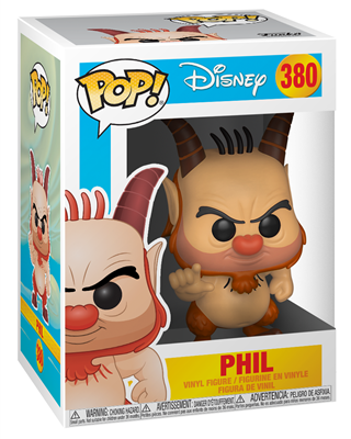 Funko Pop! Disney Phil Stock Thumb