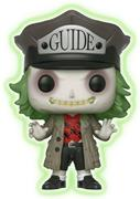 Funko Pop! Movies Beetlejuice (Tour Guide) - Glow
