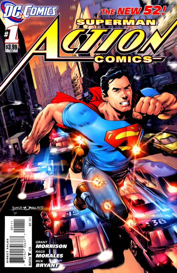 DC Comics Action Comics (2011 - 2016)