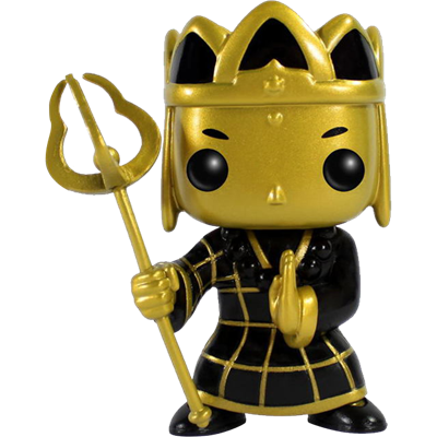 Funko Pop! Asia Monk Tang (Gold) Icon Thumb