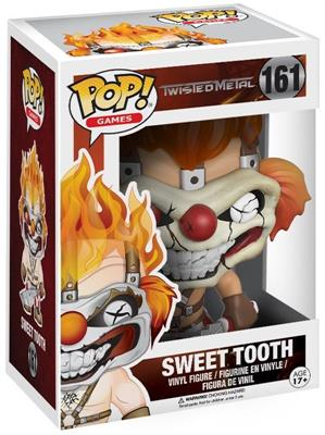 Funko Pop! Games Sweet Tooth Stock