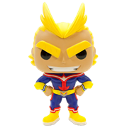 Funko Pop! Animation All Might GITD