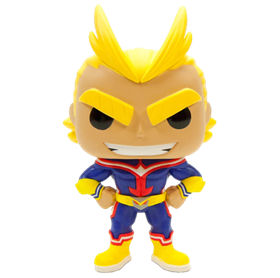 All Might GITD