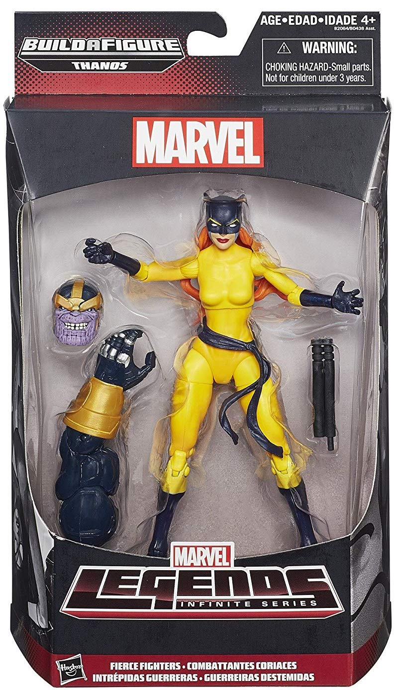 Marvel Legends Thanos Series Hellcat