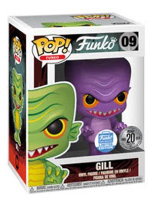 Funko Pop! Funko Gill (Purple) Stock
