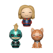 Dorbz Marvel Captain Marvel 3-Pack Bundle