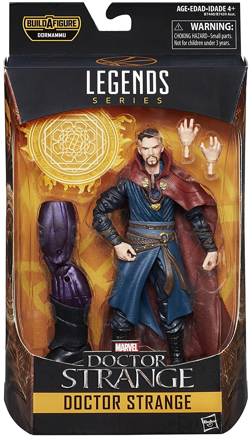 Marvel Legends Dormammu Series Movie Dr. Strange
