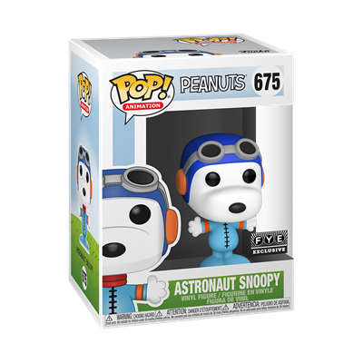 Funko Pop! Animation Astronaut Snoopy Stock