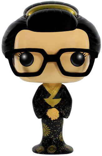Funko Pop! Asia Emi (Black) Icon