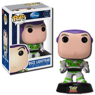 Funko Pop! Disney Buzz Lightyear (Bobble Head) Stock