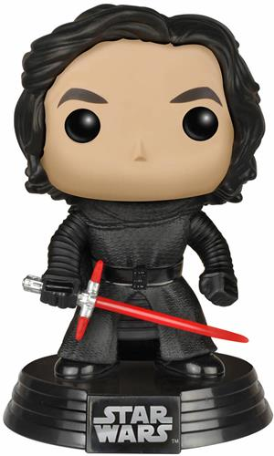 Funko Pop! Star Wars Kylo Ren (Unmasked)