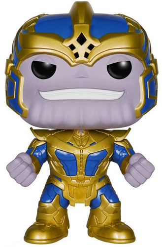 Funko Pop! Marvel Thanos - 6""