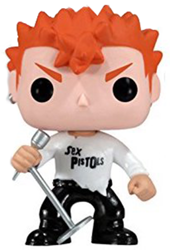 Funko Pop! Rocks Johnny Rotten