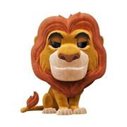Funko Pop! Disney Mufasa FLOCKED