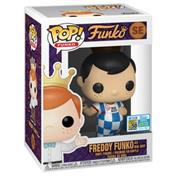 Funko Pop! Freddy Funko Freddy Funko as Big Boy (Blue)