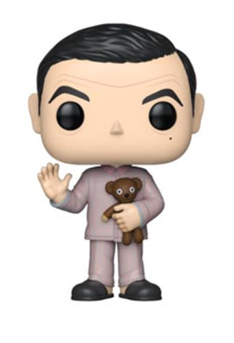 Funko Pop! Television Mr Bean Pajamas (Chase)