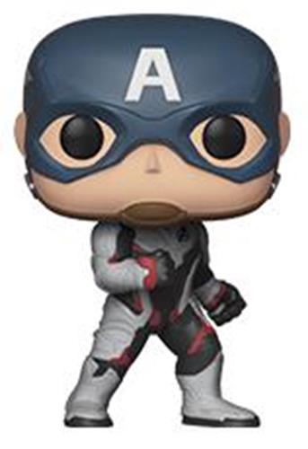 Funko Pop! Marvel Captain America (EE)
