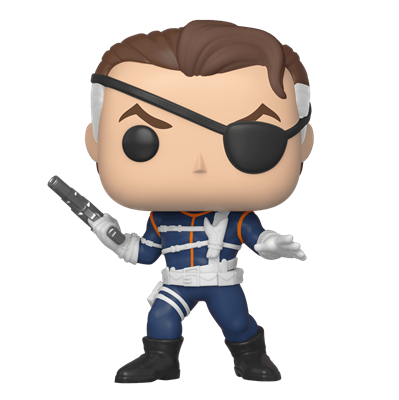 Funko Pop! Marvel Nick Fury (First Appearance)