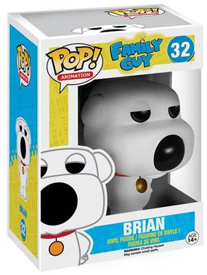 Funko Pop! Animation Brian Griffin Stock Thumb