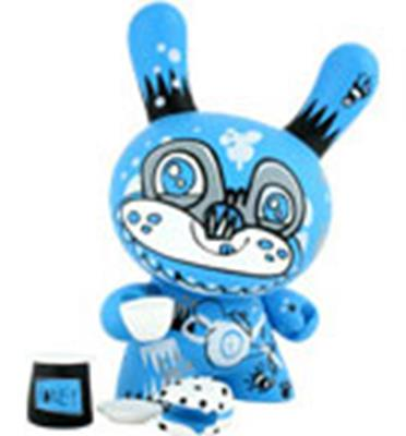 "Kid Robot 8"" Dunnys Tea Bear"