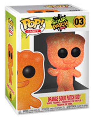 Funko Pop! Candy Orange Sour Patch Kids Stock