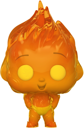 Funko Pop! Disney Jack-Jack (Fire) Icon