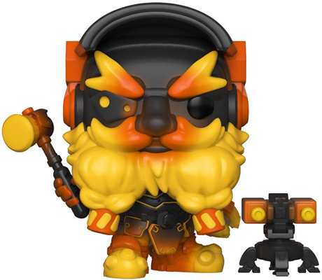 Funko Pop! Games Torbjörn (Molten Core)