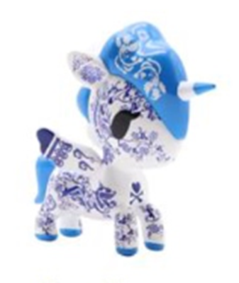 Tokidoki Unicorno Series 8 Porcellana