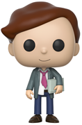 Funko Pop! Animation Morty (Lawyer)