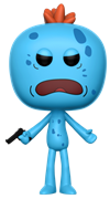 Funko Pop! Animation Mr. Meeseeks - CHASE