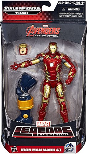 Marvel Legends Thanos Series Iron Man