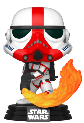 Funko Pop! Star Wars Incinerator Stormtrooper